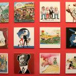 """Exposición """"Ibañez 80 años"""" - homenaje varios autores"""